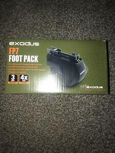 Exodus Footpack FP7 / Brand New in Box.