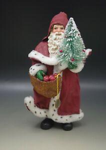CLOTHTIQUE POSSIBLE DREAMS JUDY VAILLANCOURT FATHER CHRISTMAS SANTA