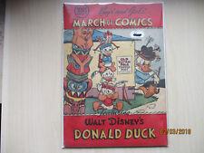 March of Comics # 69 - Donald Duck - US Sears schöner zustand Werbecomic