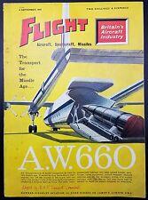 Flight Magazine, Aircraft, Spacecraft, Missiles- 04 September 1959