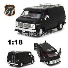 Highway 61 HWY-18002 1976 Chevrolet ® G-Series Van Diecat 1:18 NEW!!