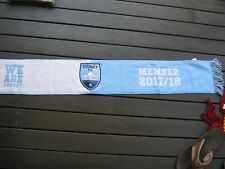 a league sydney fc supporters soccer football members scarf 2017/2018