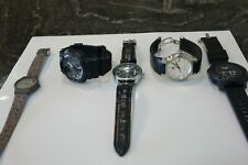 Five Watch Lot Men's Watches - Luminox, Casio, etc
