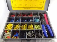 Pico Solderless Terminal Accessory Kit - 1000-Pc. Set