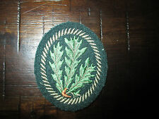 WW2 German Jager patch