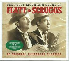 Flatt & Scruggs - The Foggy Mountain Sound Of...(2CD 2013) NEW/SEALED