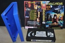 ARCADE                             -VHS Video Tape-