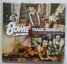 "David Bowie ""TRAGIC MOMENTS - The Diamond Dogs Years"" 2CD 33 tracks"
