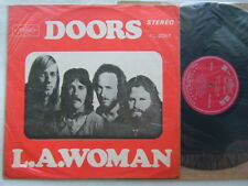 THE DOORS L.A. WOMAN / ASIA TAIWAN ORANGE COVER