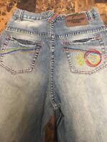 Miskeen Designer Boys Jeans Size 14 100% cotton