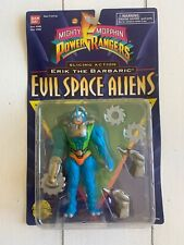 Mighty Morphin Power Rangers Evil Space Aliens Erik The Barbaric