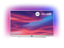 "TV LED 65"" - Philips 65PUS7304, UHD 4K, HDR 10+, Ambilight 3 lados"