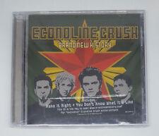 ECONOLINE CRUSH CD Brand New History NEW/SEALED (2001, Restless Records (USA))