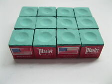 Masters Chalk Green (Box of 12)