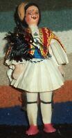 vintage oriental doll
