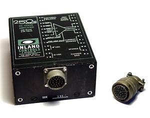 Kollmorgen / Inland Controls 250M DC Servo Amplifier, 250W Operationsverstärker