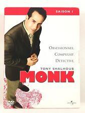 Monk Saison 1 Coffret DVD