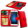 Clip On PU Leather Flip Wallet Book Case Cover For Xiaomi Redmi 3 Pro