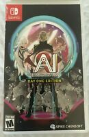 AI: The Somnium Files: Day One Edition - Nintendo Switch - Stickers