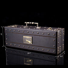 Captain Jack Treasure Box Multiple Watch Case Watch Collection Box Wood