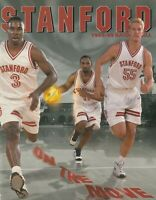 1998-99 Stanford Cardinal NCAA Basketball Media Guide