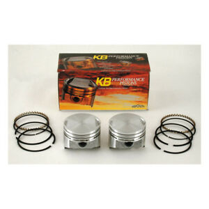 "KB Performance Standard EVO 80"" Piston Kit"