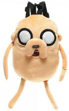 Back Pack Adventure Time Jake Mini Plush by Bioworld NEW