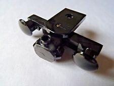 LEGO PART 91968 BLACK TRAIN BUFFER SEALED MAGNETS (TYPE 2) FLAT BOTTOM x 1