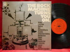 New listing Ukorgstereo Board V/A The Rock Machine Turns You On British Cbs