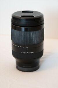 Sony SEL24240 E-mount Lens
