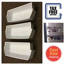 Refrigerator Door Shelf Bin 3pcs Whirlpool Kenmore Fridge Home Appliance Part EJ