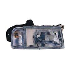 GM2503191 Fits 1990-1995 GEO Tracker Passenger Side Headlight Bulbs Incl.