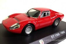 1/43 OT 1300 1965 FIAT ABARTH HACHETTE  DIECAST
