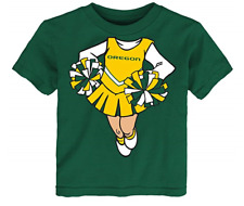 "Outerstuff Oregon Ducks Infant Toddler ""Dream Cheerleader""T-Shirt 12M or 2T"