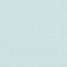 Miniatura Per Casa Delle Bambole Verde Pallido Stilizzato Lascia Carta Da Parati