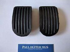 MG Midget Brake/ Clutch Pedal Rubber Set (AHH5100P)