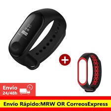 Original Xiaomi Mi band 3 Miband 3 Smartband+Correa roja