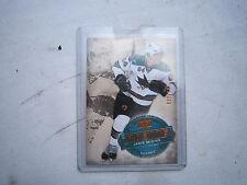 2008-09 UD Artifacts ROOKIE Hockey Card #276 Jamie McGinn! SJ Sharks! #/999 RC