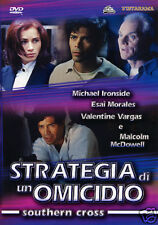 Srategia di un omicidio (1999) DVD