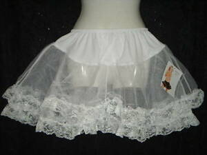 SMALL UNDERSKIRT FANCY DRESS FREEPOST ASSORTED SIZES AND COLOURS