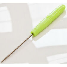 Leather Craft Cloth Awl Tool Pin Sewing Punching Hole Maker Green