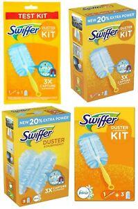 Swiffer Fluffy Dusters Febreze 18 or Kit Dust Magnet Refills - Pledge compatible