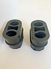 Vauxhall Meriva Pair Exhaust Mounting Rubbers