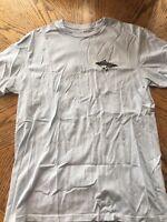 Jack O'Neill Men's Leeward Graphic Print Short-Sleeve T-Shirt,Light  Blue