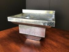 Gutter-Leader-head-Collector-Box-Scupper-Box-Galvanized-  No Outlet