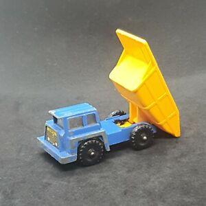 Dumper Truck #7 CORGI Juniors Die-Cast Vintage Vehicle 1976 Mettoy