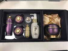 The history of Whoo Hwanyugo Cream Special Set  LG Healthy care