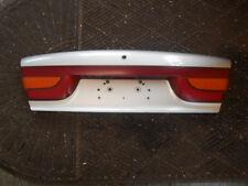00-02 Saturn S-Series SL SL1 SL2 Rear Trunk Reflector Panel 21112454 Silv WA9566