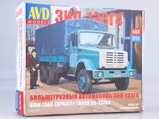 Kit model truck 1:43 ZIL-133G4
