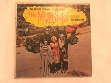 Munsters Monster Horror TV Decca DL  4588 Jacket ONLY No Record original Soul